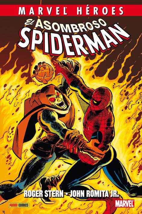 Reseña de 'Marvel Héroes 44: El Asombroso Spiderman'