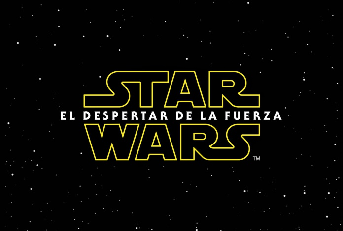 Star Wars - El despertar de la Fuerza - Logo HD