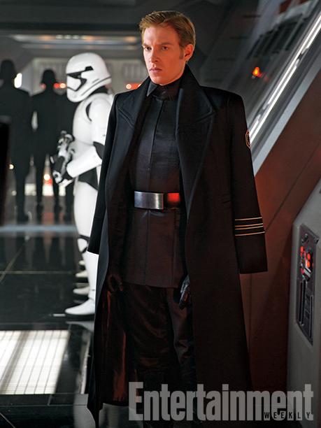 Star Wars: El despertar de la fuerza Nombres General Hux