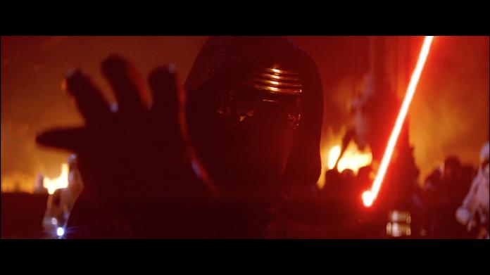 Star Wars: El despertar de la fuerza Nombres Kylo Ren