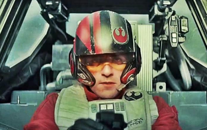 Star Wars: El despertar de la fuerza Nombres Poe Dameron
