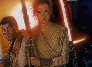 Star Wars: El despertar de la fuerza Poster 02