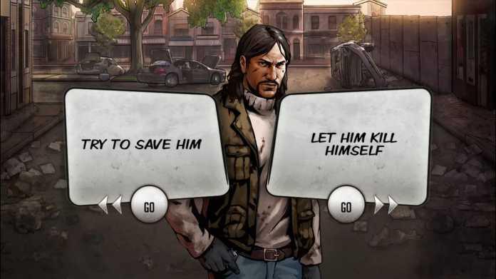 The Walking Dead - Elecciones