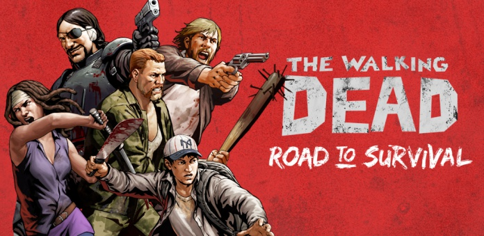 The Walking Dead Movil Cover