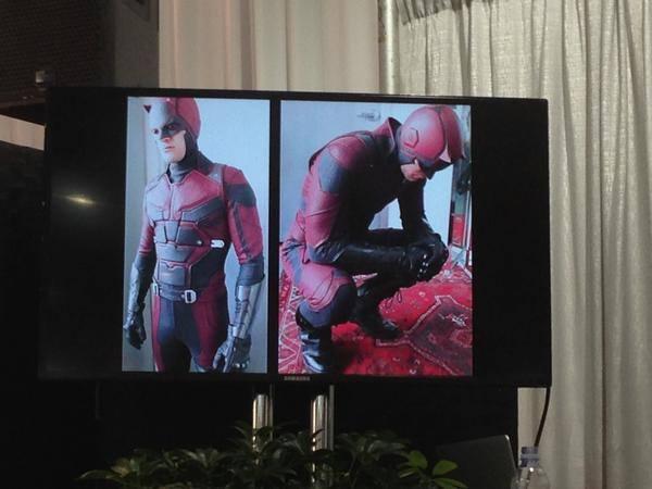 Traje Daredevil 2a Temporada 2