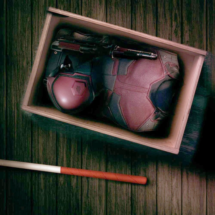 Traje Daredevil 2a Temporada