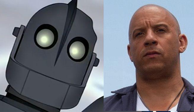 Vin Diesel El gigante de hierro