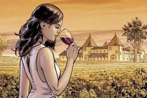 Vinyas de Burdeos cover