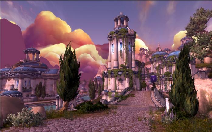 World of Warcraft Legion mundo