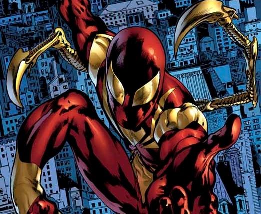 amazing spiderman civil war