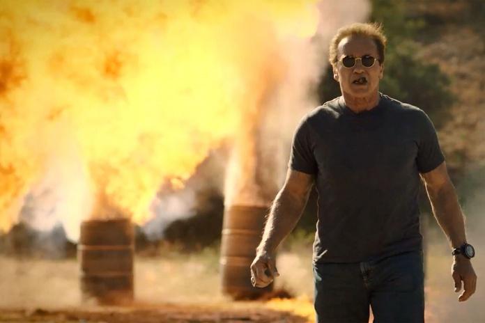 Arnold-explosiones