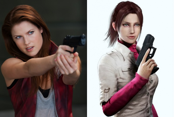 Ali Larter - Claire Redfield