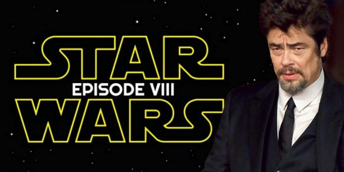 Benicio del Toro Star Wars