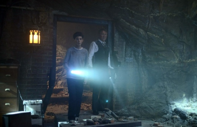 Gotham Cueva