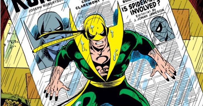 Reseña de 'Marvel Gold: Puño de Hierro'