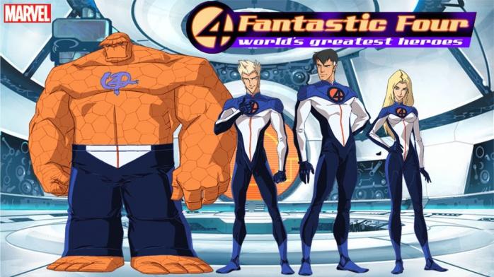 los-cuatro-fantasticos-serie-2006