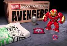 "'Marvel Collector Corps', la ""caja sorpresa"" de Marvel"