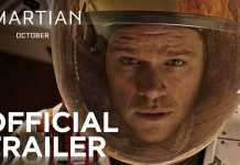 The Martian - Official trailer 2