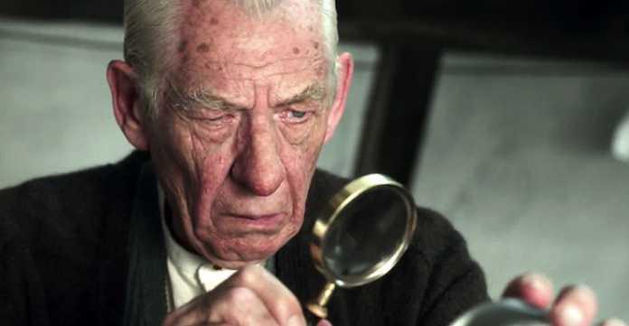 Mr Holmes - Ian McKellen