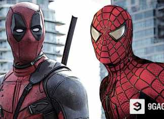 Spider-Man versión Deadpool