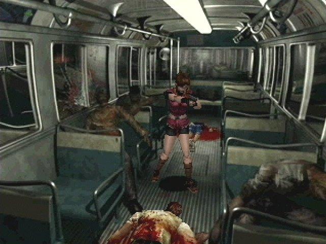 Resident Evil 2 - Gameplay