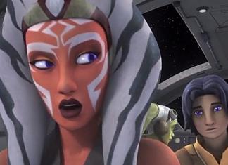 Star Wars Rebels Ahsoka