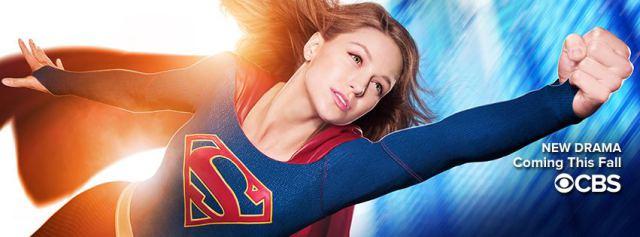 Supergirl - banner