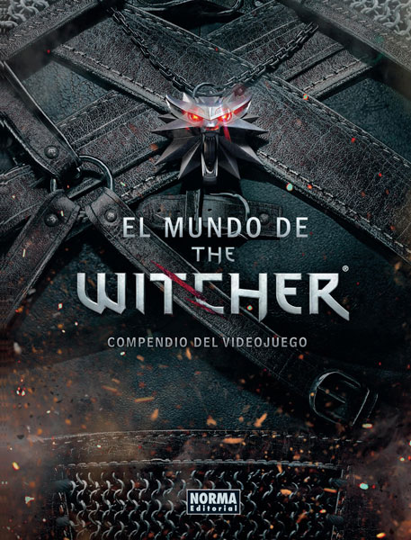the-witcher-compendio-portada