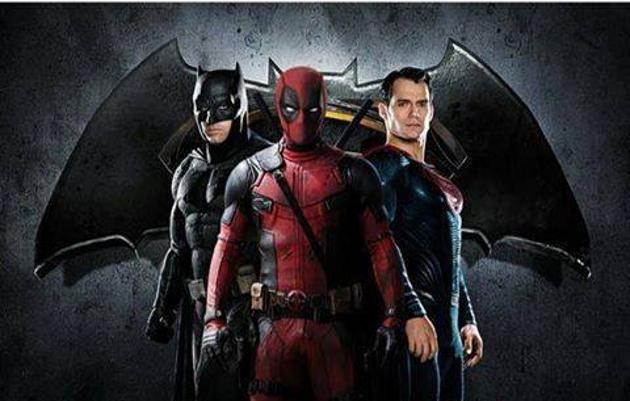 Batman v Superman - Deadpool