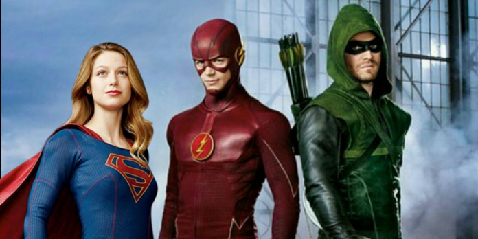 Supergirl, Flash y Arrow