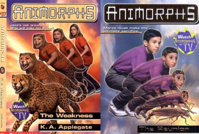 Película Animorphs