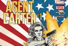 Agent Carter comic
