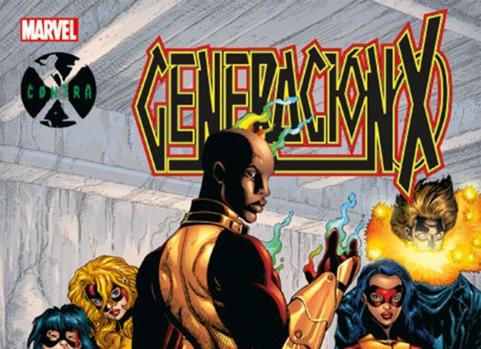 Contra-X Generación-X Destacada