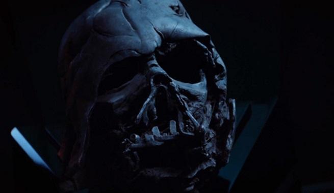 Darth Vader - Star Wars Episodio VII
