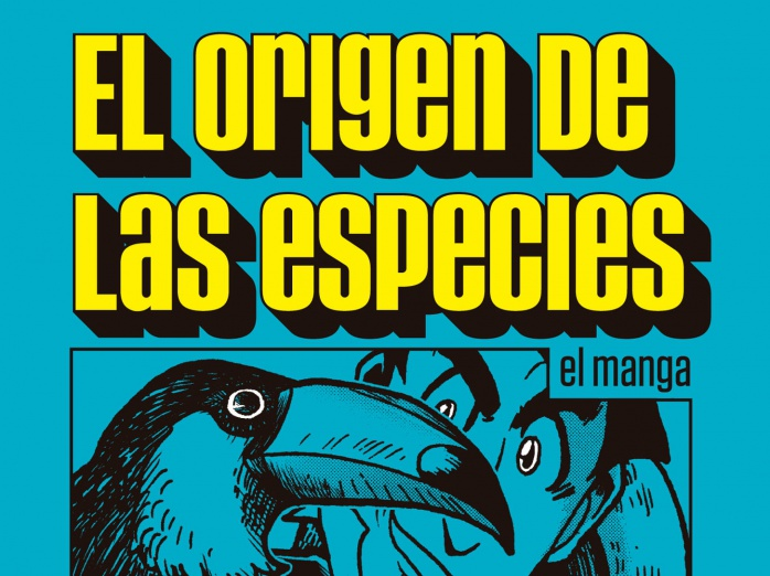 Darwin El origen de las especies cover