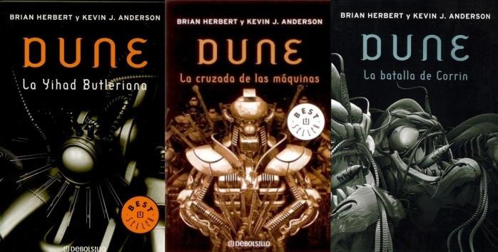 Dune trilogía