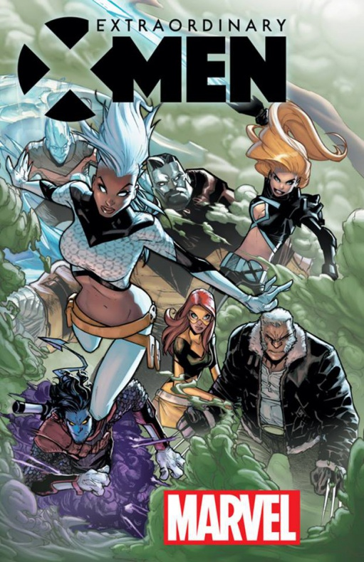 Extraordinary X-Men previa nº1 1