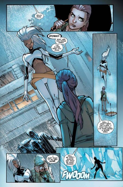 Extraordinary X-Men previa nº1 2