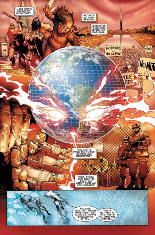 Extraordinary X-Men previa nº1 4