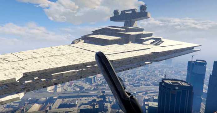 GTA Star Wars