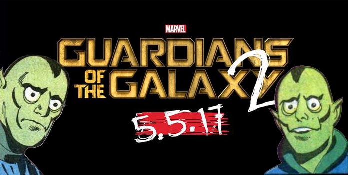 Guardianes de la Galaxia 2 - Sneepers