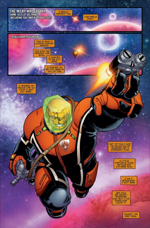 Guardianes de la Galaxia previa n1 2
