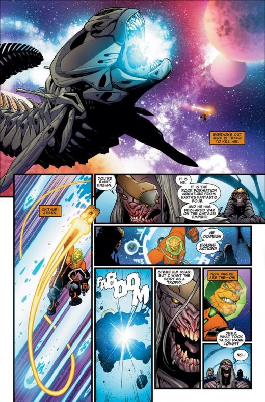 Guardianes de la Galaxia previa n1 3