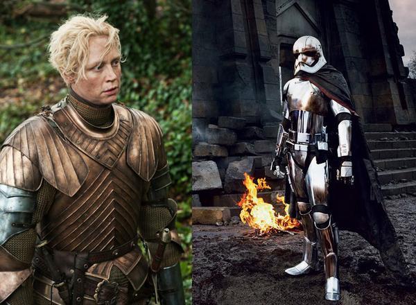 Gwendoline Christie - Brienne - Captain Phasma