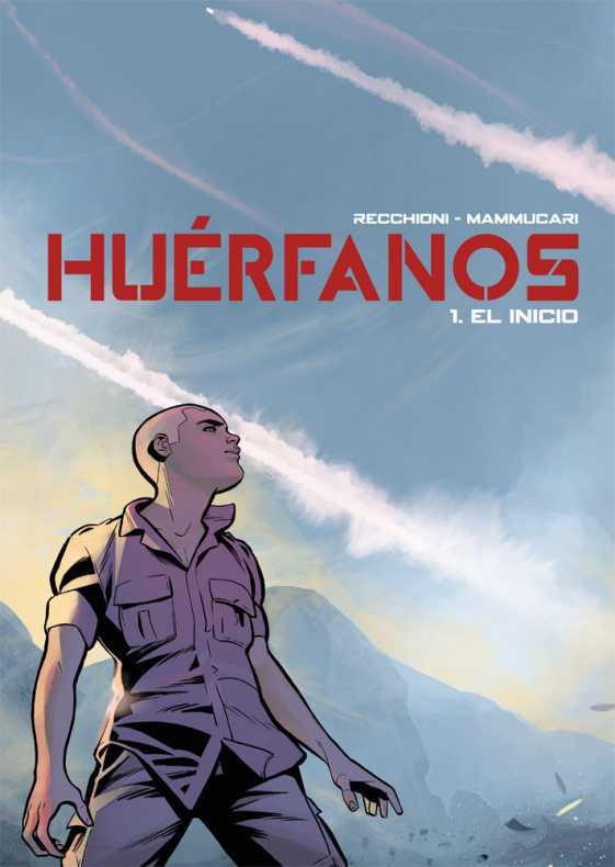 HUÉRFANOS-1 portada