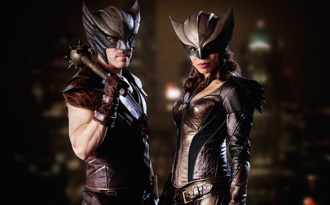 Hawkgirl Hawkman
