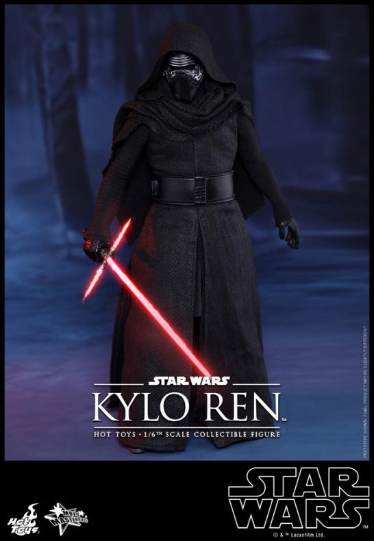 Hot Toys Kylo Ren1