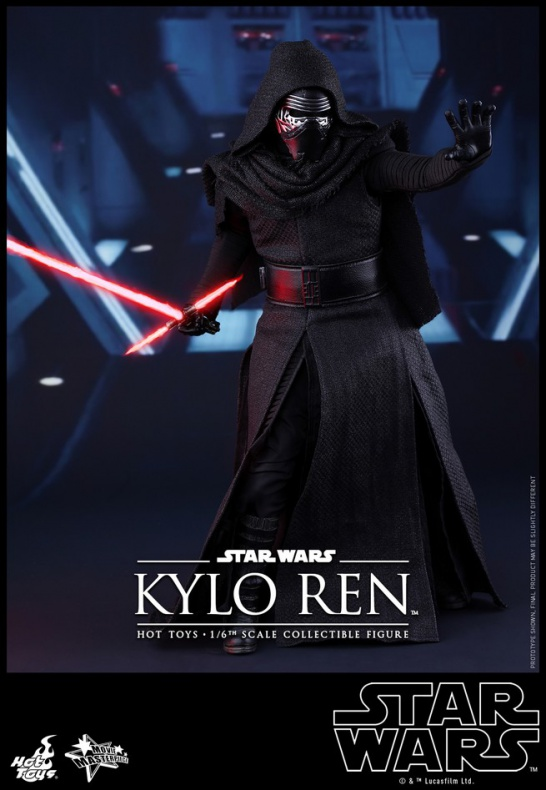 Hot Toys Kylo Ren2