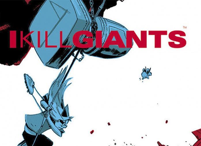 I Kill Giants Destacada
