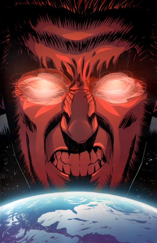 Irredeemable 8